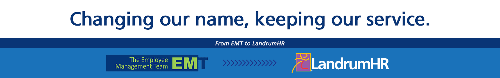 EMT is now LandrumHR